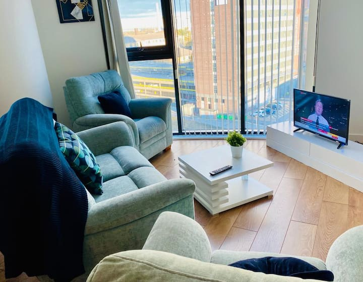City Centre Apartment - Luxury 2bed