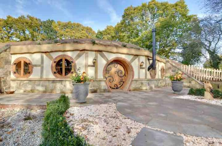 Hobbit House in Vineyard