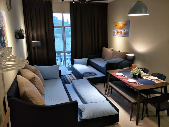 Cameron Highlands Apartment HL