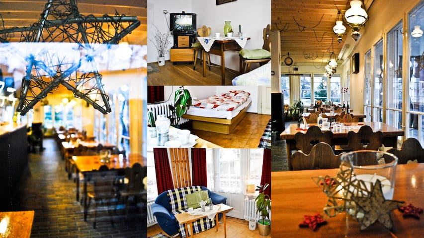 Beautiful B&B in Stary Smokovec - Vysoké Tatry - Bed & Breakfast