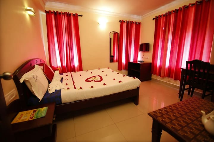 Luxury Greenday Stay, at Munnar