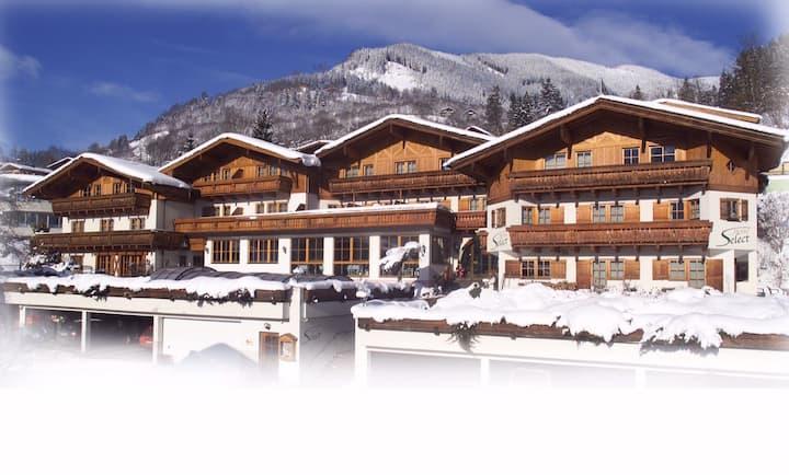 Apartment n. Zell am See/Kaprun: Skifahrern