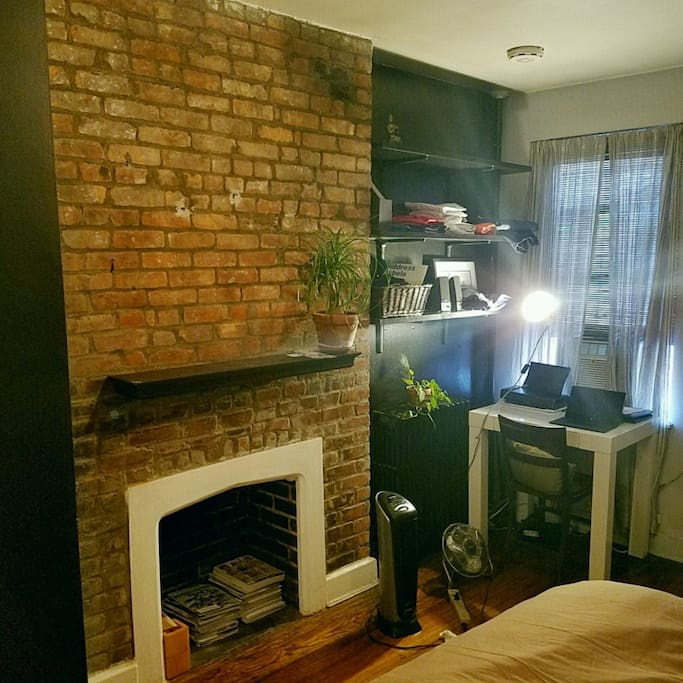 Centrally located East Village Studio