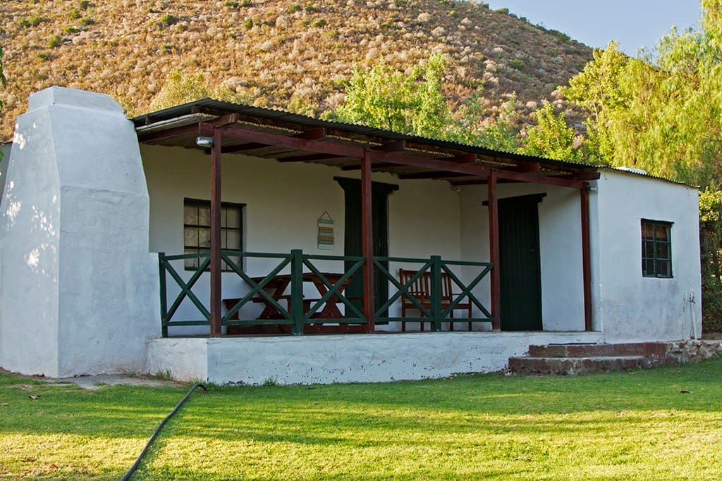Room 1 - Green Cottage