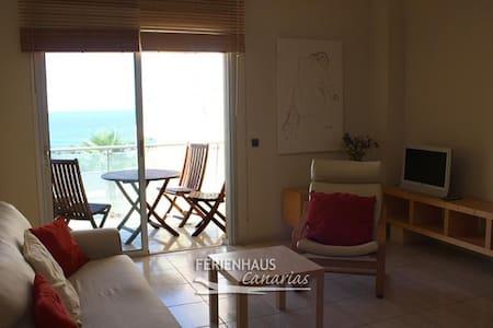 terraza, tranquilo, vistas al mar - Guía de Isora - 公寓