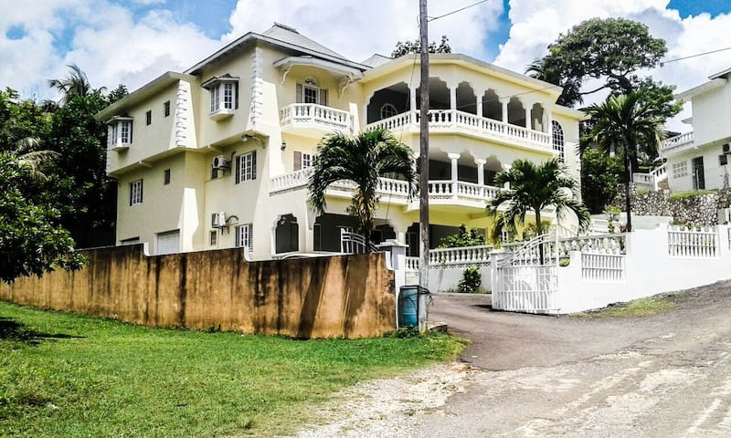 Naturally Cool Private En-Suite - Ocho Rios - House