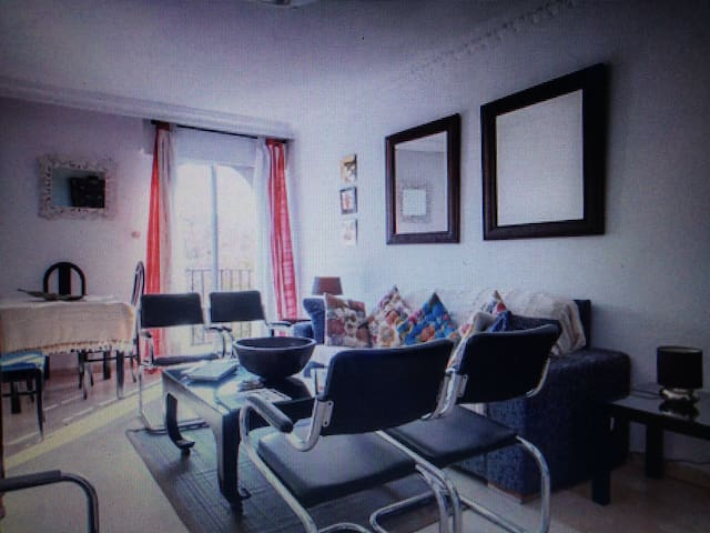 Exterior flat to Alameda de Hercule - Torrejón de Ardoz - Apartment