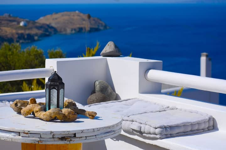 Aegean Horizon Villa