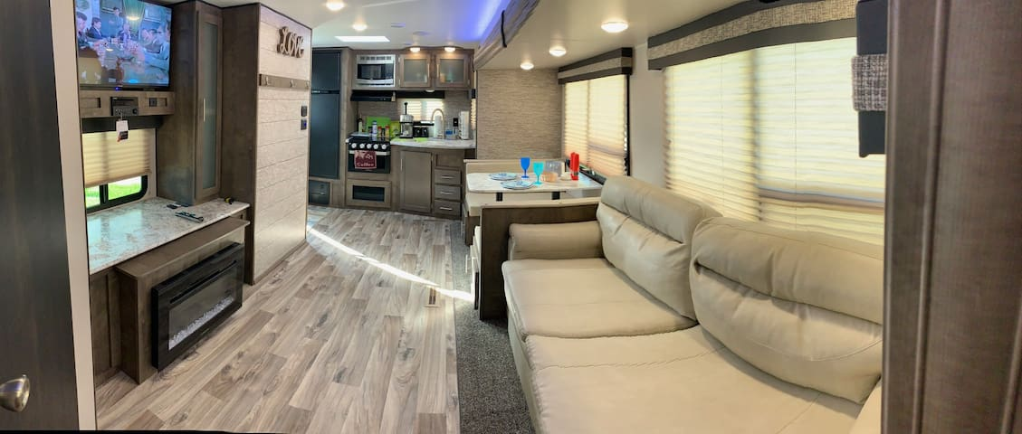 Jensen Beach Cozy RV