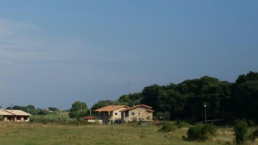 Villa a 1.5 km dal mare di Capalbio - Pescia Romana