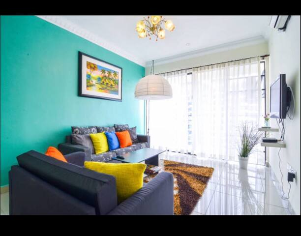 Cheap and Cheerful 3Bed Condominium
