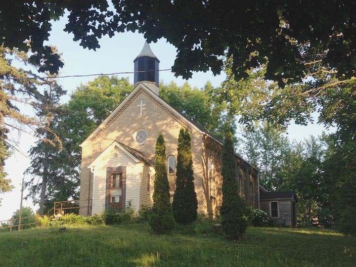 Little Church Studio Getaway