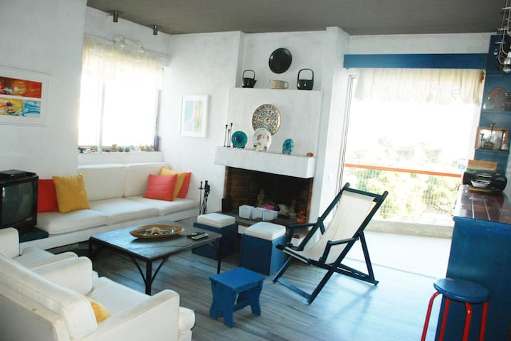 Seaside flat with Greek Character - Vari - Apartment