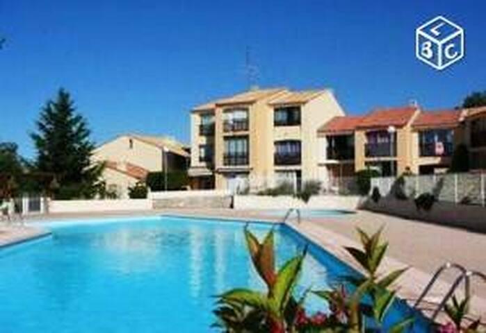 Jolie pte maison duplex, pt jardin - Saint-Vallier-de-Thiey - House