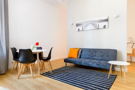 Big Apartment 3 pokoje (61mkw) Centrum - Poznań - Apartemen