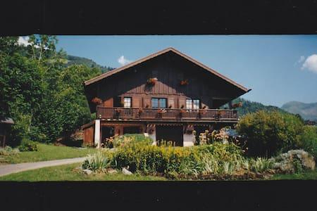 Chalet Savoyard dans Massif des Bauges - Jarsy - Chalet