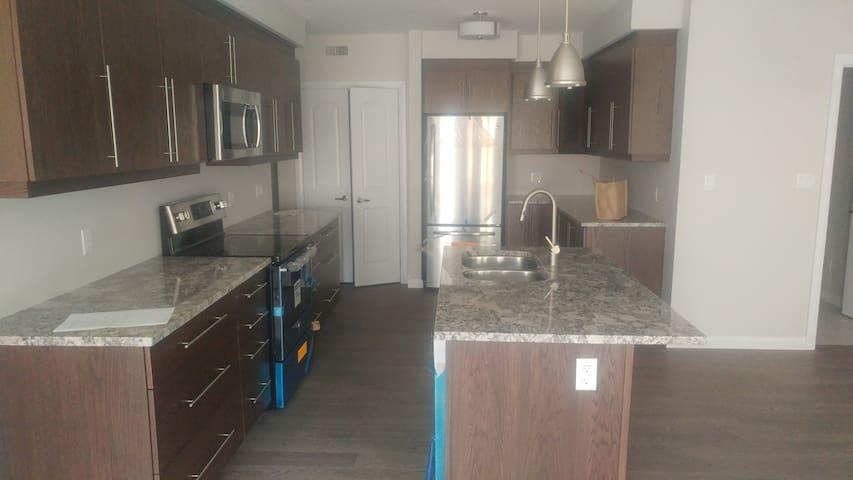 Full 2 persons.. Brand new condominium