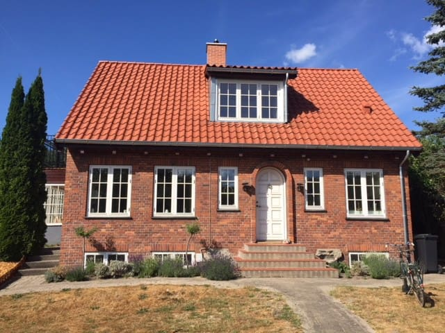 Cozy and spacious house 15 min from city center