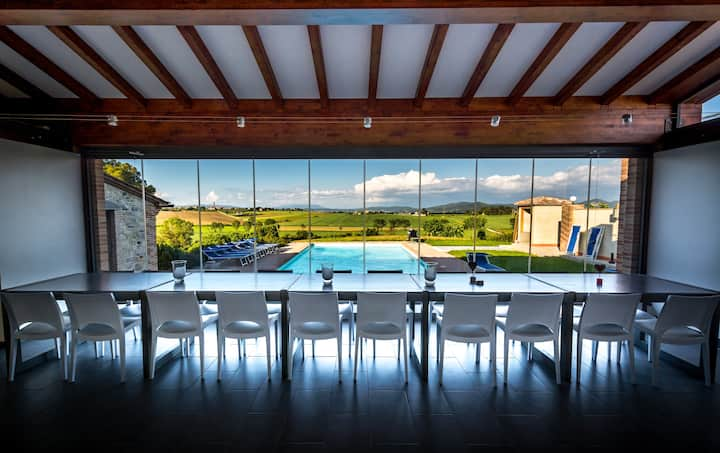 Farmhouse ideal for retreats and team building