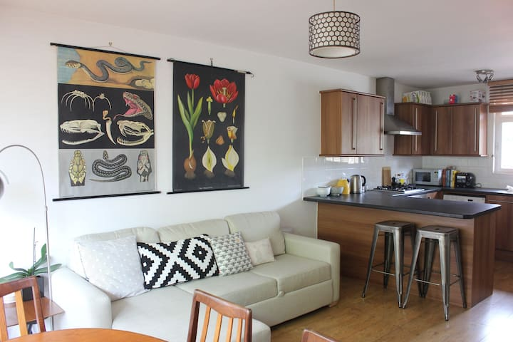 THE BEEHIVE - stylish flat, great location