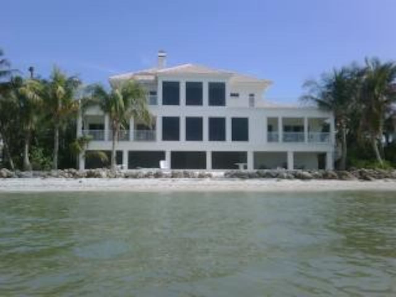 The ultimate beach house