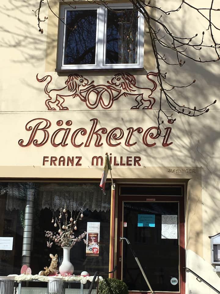 Baeckerei Mueller - historisches Apartment