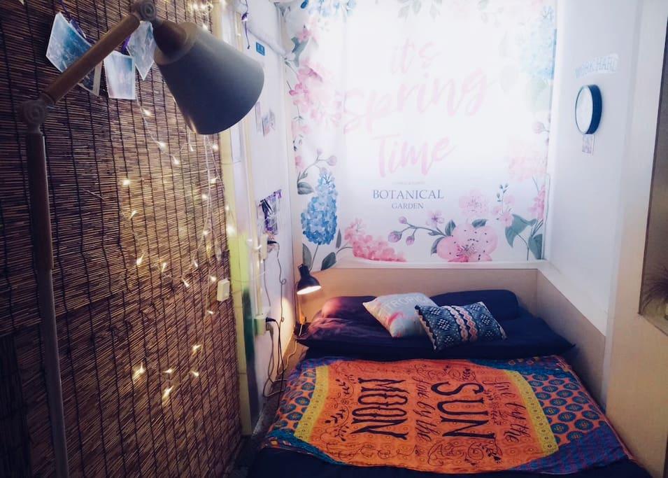 卧室-图为房客实拍图转发