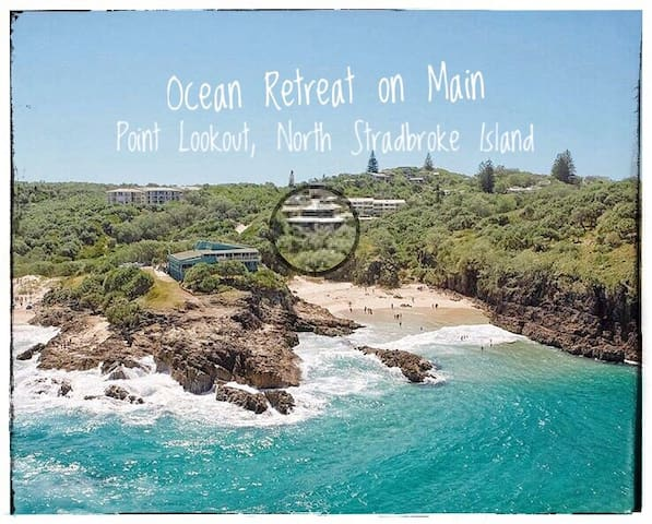 OCEAN RETREAT ON MAIN - Sleeps 6