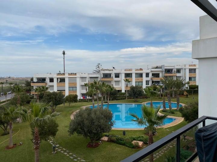 Luxurious apartment, L'Oree Du Park, La Terrace.