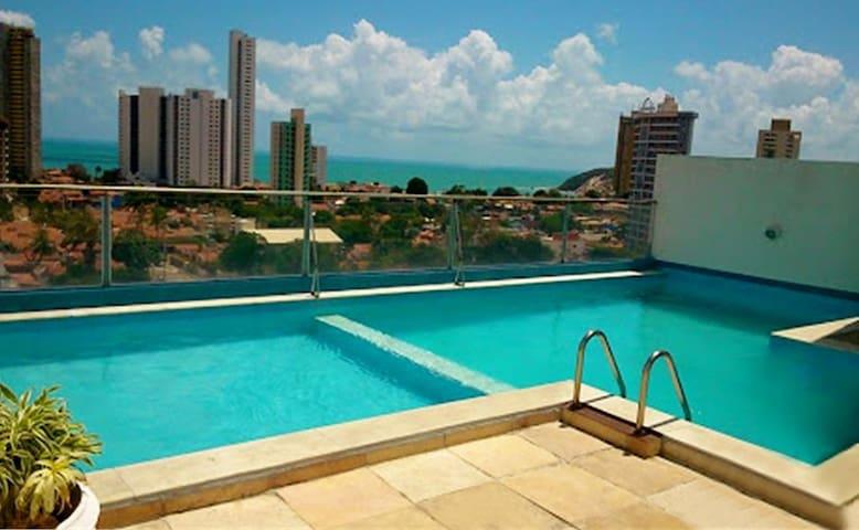 TOP FLAT 2 bedrooms – Ponta Negra/Natal