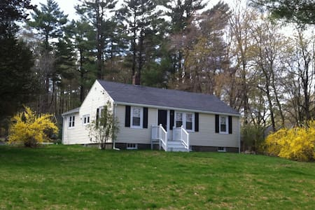 Lovely ranch Boston, beach, Cape Cod BOOK NOW 2017 - Σπίτι