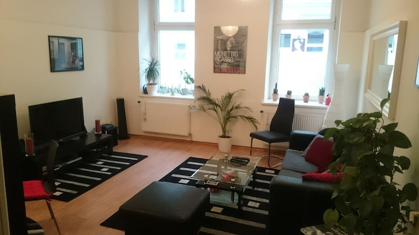 Cozy apartment near the center of Vienna