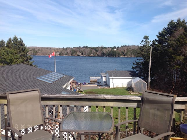 On the Water in St. Margaret's Bay - Head of Saint Margarets Bay - House