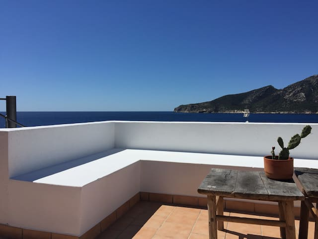 Sant Elm Penthouse with seaview - Sant Elm - อพาร์ทเมนท์