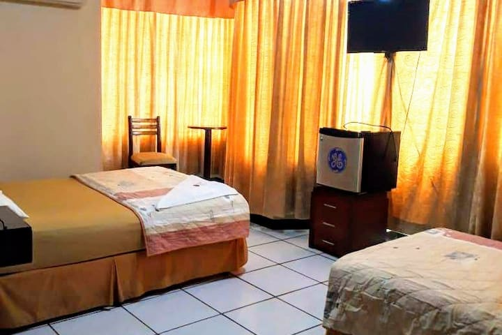 Suite 2 beds