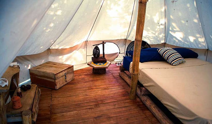 Surf & Glamping - Full Package for 7 nights