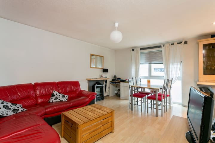 Cosy and bright modern flat, London, Stratford - Londen - Appartement
