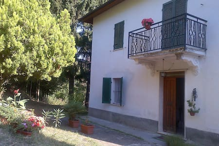 Casa Turca - Visone - Rumah