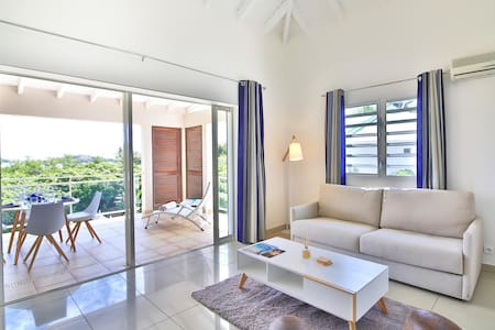 Nice 1 Bedroom close to pinel Island and beach - Cul-de-Sac - Wohnung