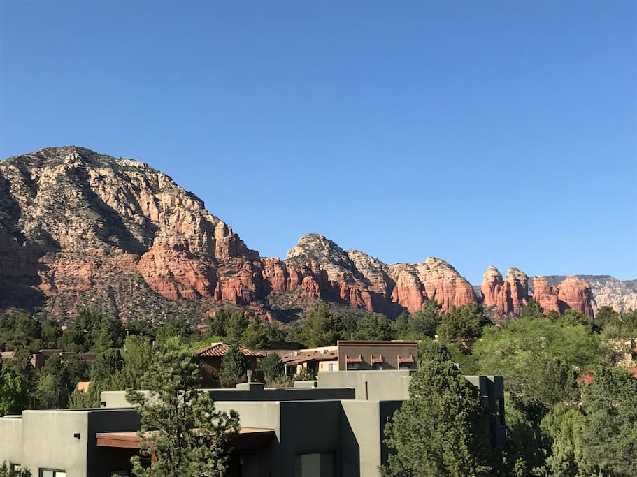 New modern architecture 360 red rock views houses for Sedona architects