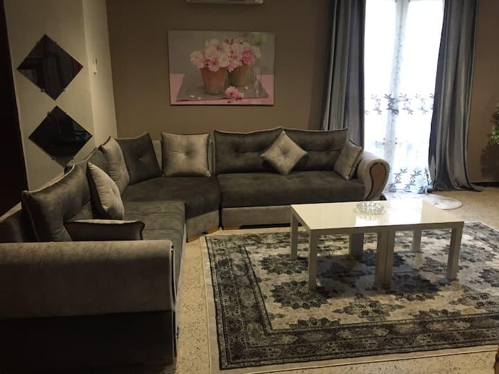 Appartement neuf dans villa à CHABBIA ANNABA
