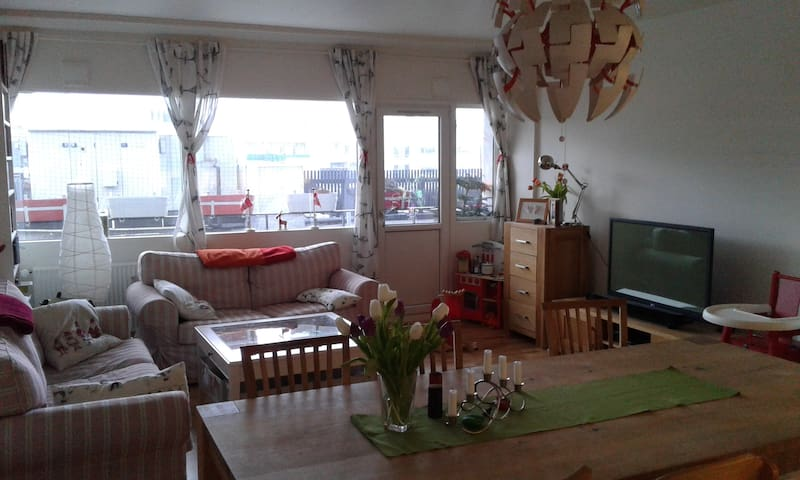 Comfy family apartment - Bagsværd - Appartement
