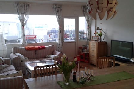 Comfy family apartment - Bagsværd - Apartment