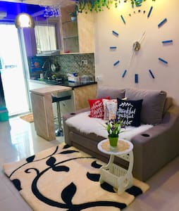 Well Prepared Apartment in Bassura City with 2 BR