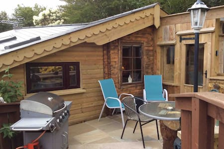 Tranquility Ramshackles sleeps 4