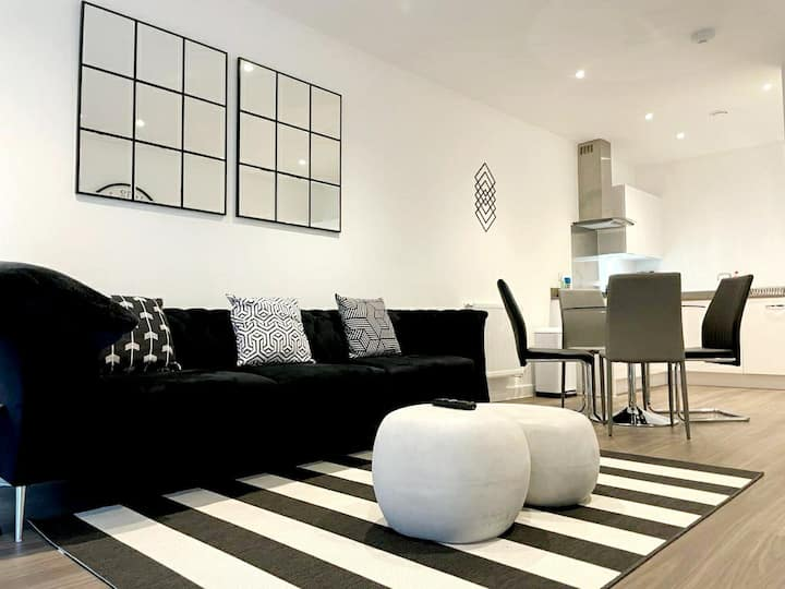 NEW LUXURY ONE BED PENTHOUSE LONDON