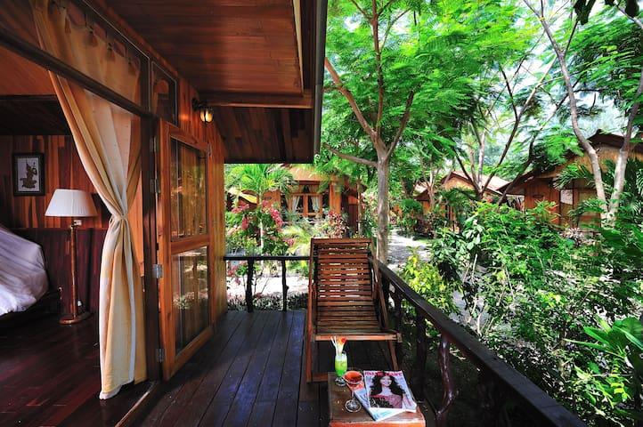 Terrific bungalow in Koh Lipe