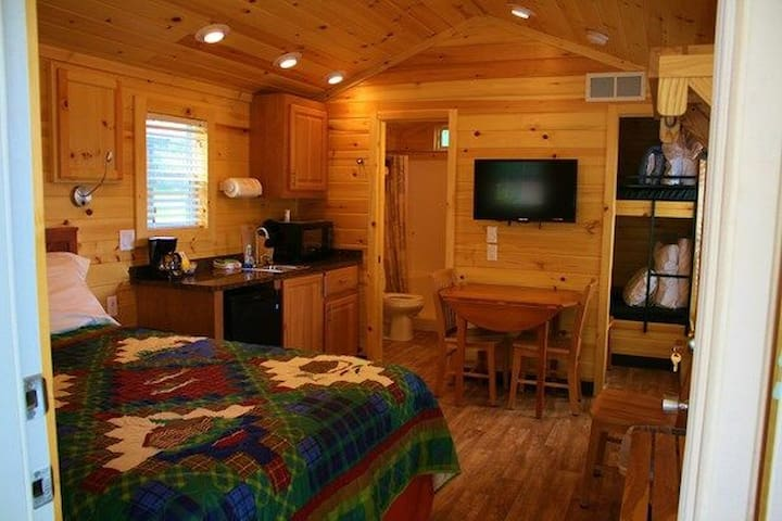 Comfy Cabin Nice Stay (KANK07)