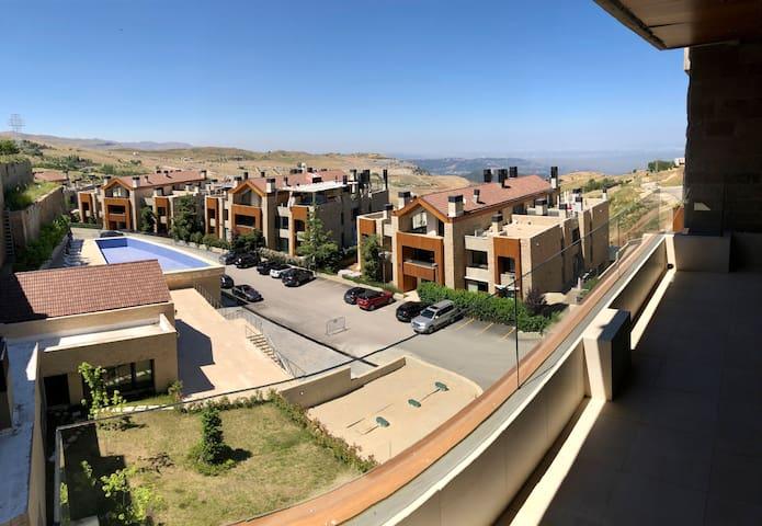 Brand New Duplex Chalet in Les Suites de Faqra