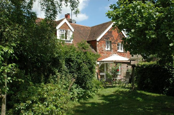 Vane Cottage, near Barcombe Mills - East Sussex - Hus